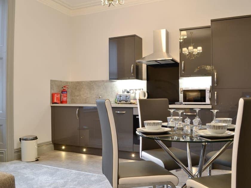 Open plan living space | Grosvenor House 2 - Grosvenor House, Aberystwyth