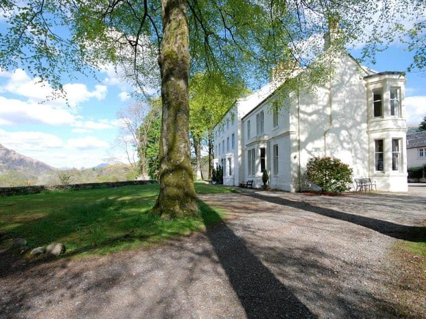 Bonawe House - Edwardian Wing