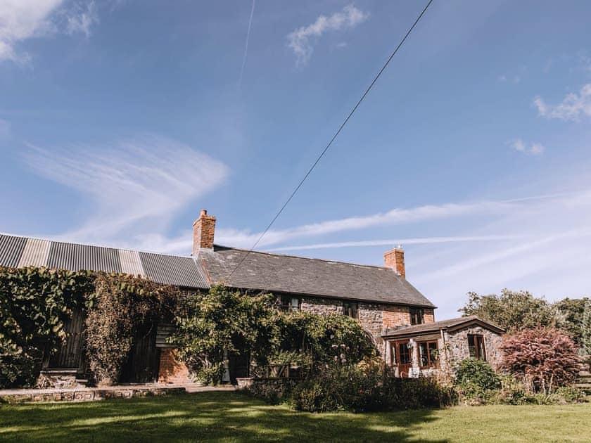 Cefn Farm Cottage