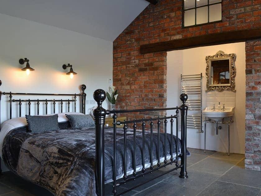 Double bedroom | Sunset Barn - Westfield Barns, Normanby, near Helmsley