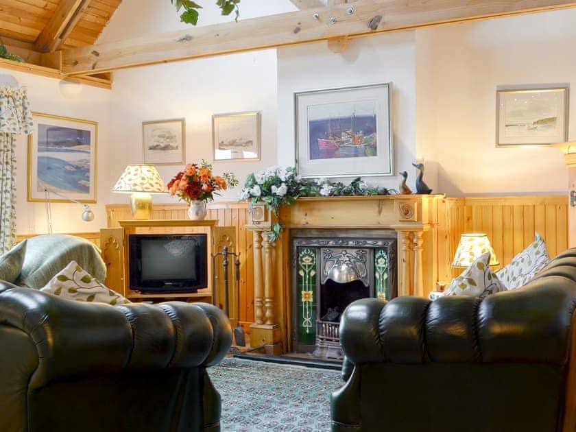 Comfortable living room | Fearnmore Church, Fearnmore, near Applecross