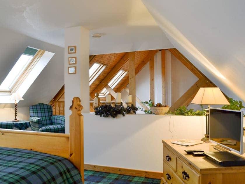 Spacious bedroom | Fearnmore Church, Fearnmore, near Applecross