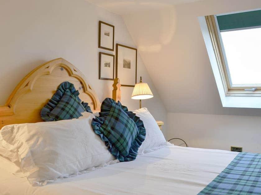 Comfortable bedroom | Fearnmore Church, Fearnmore, near Applecross