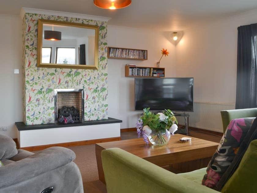 Living room | Cushendall House, Banavie, near Fort William