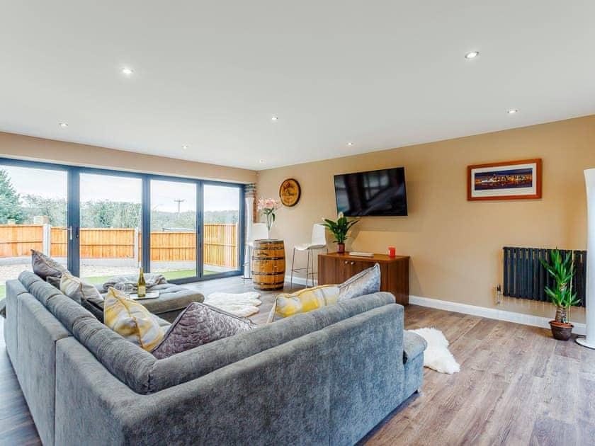 Stylish living area | Paddocks View, Newbold Coleorton, near Ashby de la Zouch