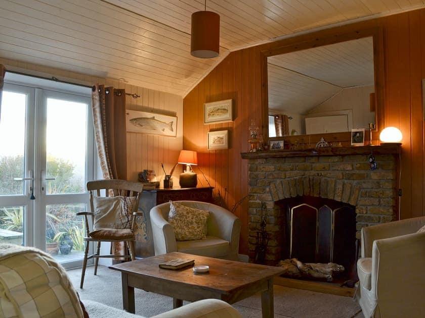 Homely living room | The Cedars, Portnalong