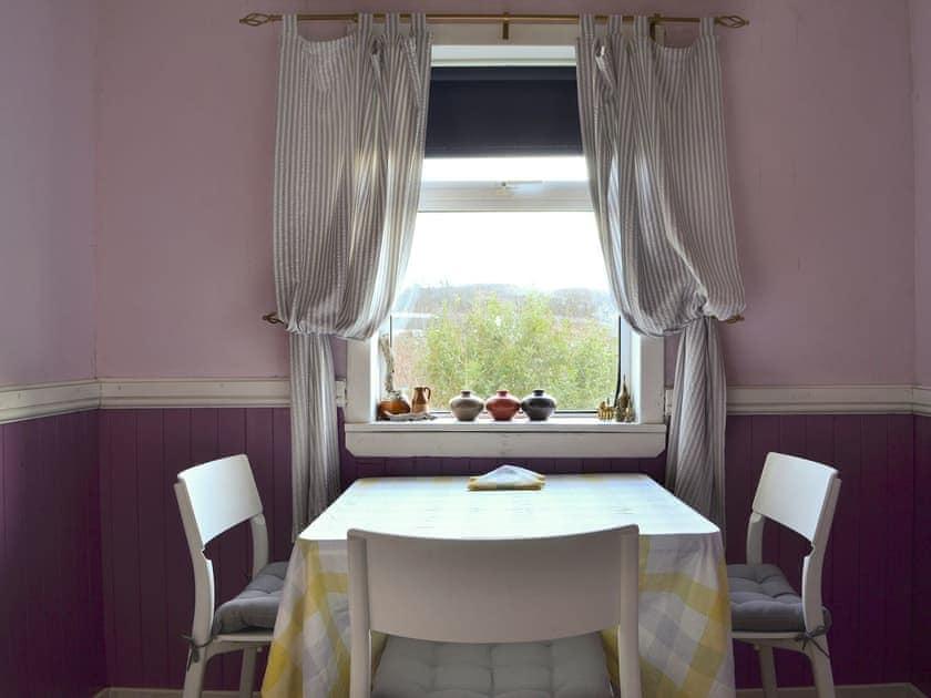 Charming dining area | The Cedars, Portnalong
