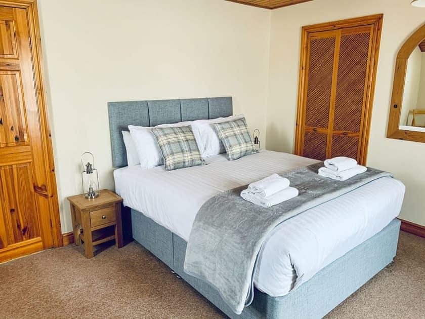 Family bedroom | Yard End - Killerby Old Hall, Killerby, Cayton, near Scarborough