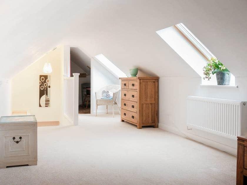 Additional cozy seating area | Maple Lodge, Corsham