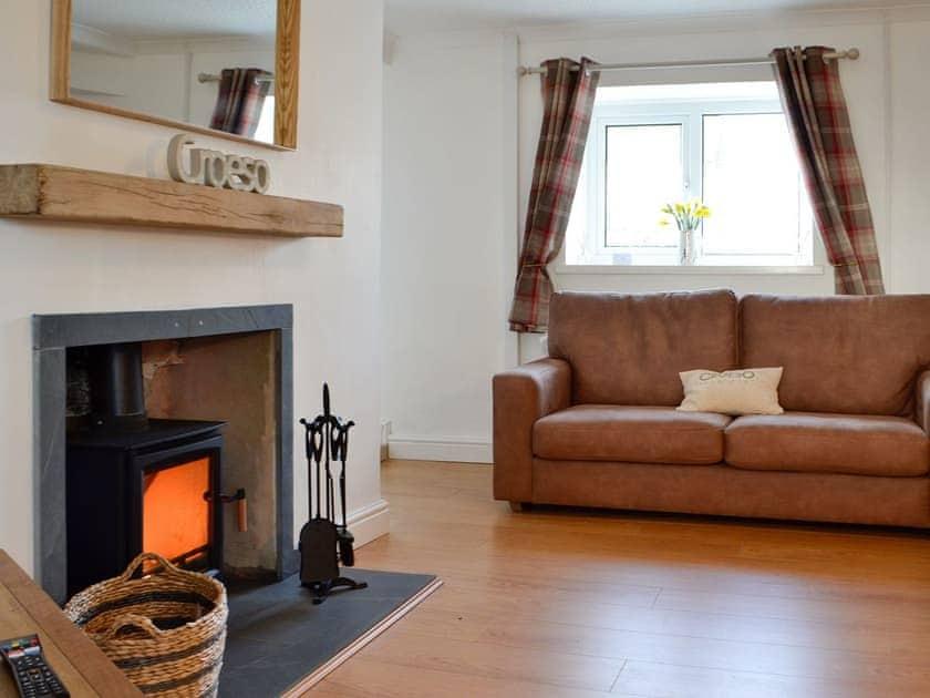 Living room   Golwg Y Mor, Burry Port