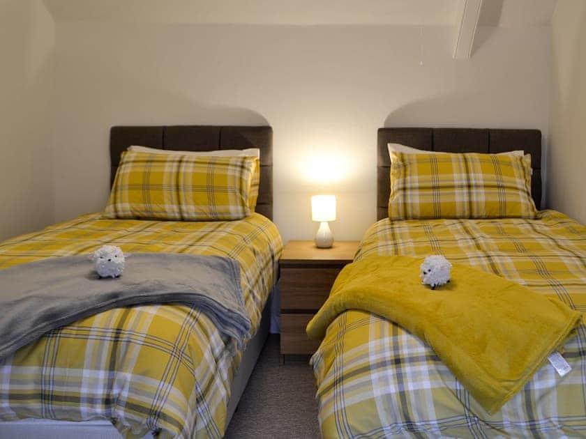 Twin bedroom   Golwg Y Mor, Burry Port