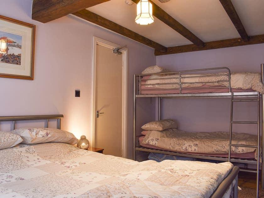 Family bedroom | Huxley House, Whitby