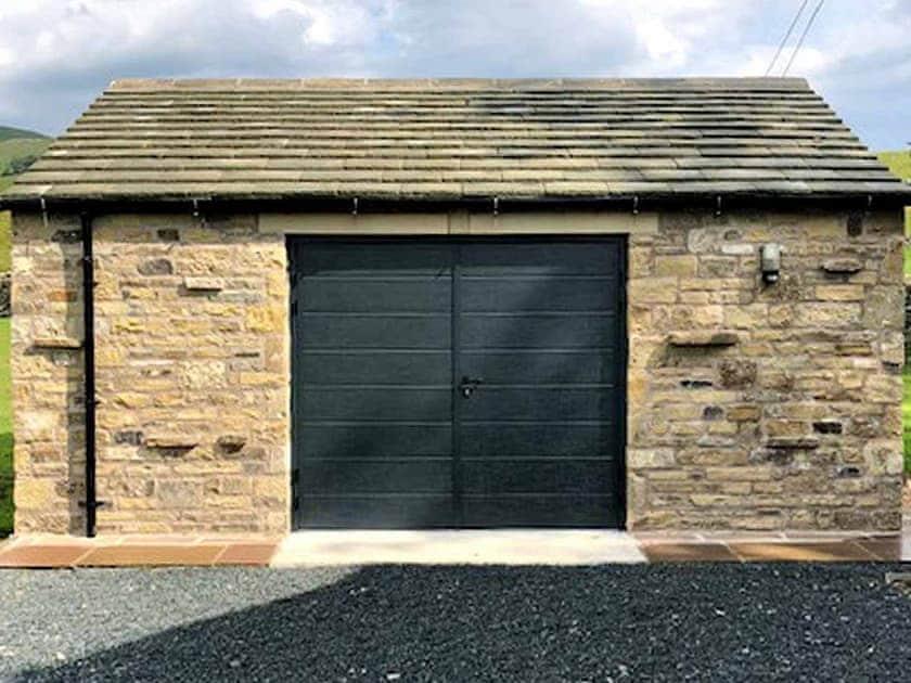 Separate storage area | Shepherd's Cottage, Longshaw near Hawes