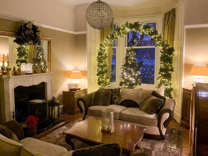 Christmas | Rhumhor House, Carrick Castle, near Lochgoilhead