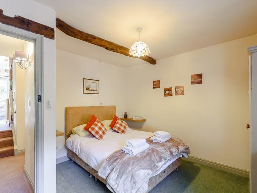 Comfy double bedroom | The Smithy - Laskill Grange, Bilsdale, near Helmsley