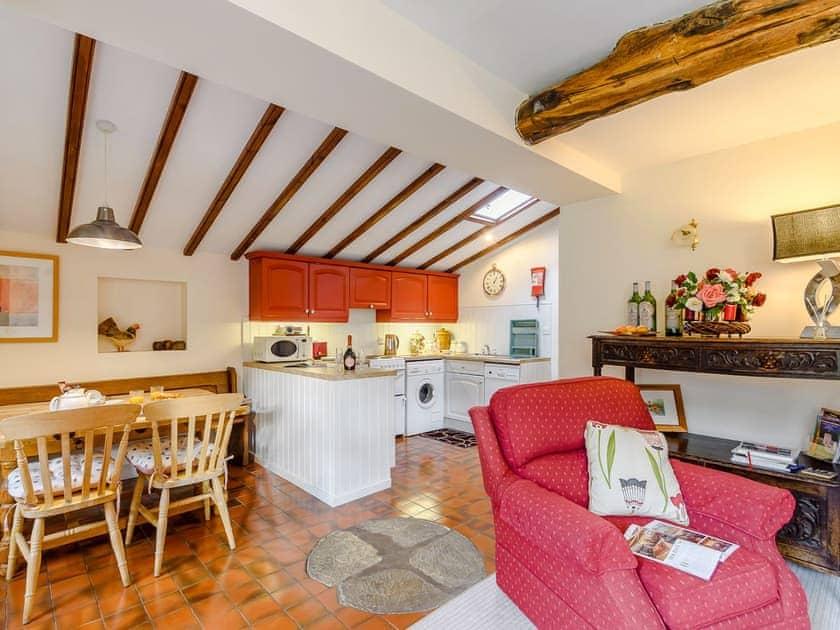 Delightful open plan living space | The Coach House - Laskill Grange, Bilsdale, near Helmsley