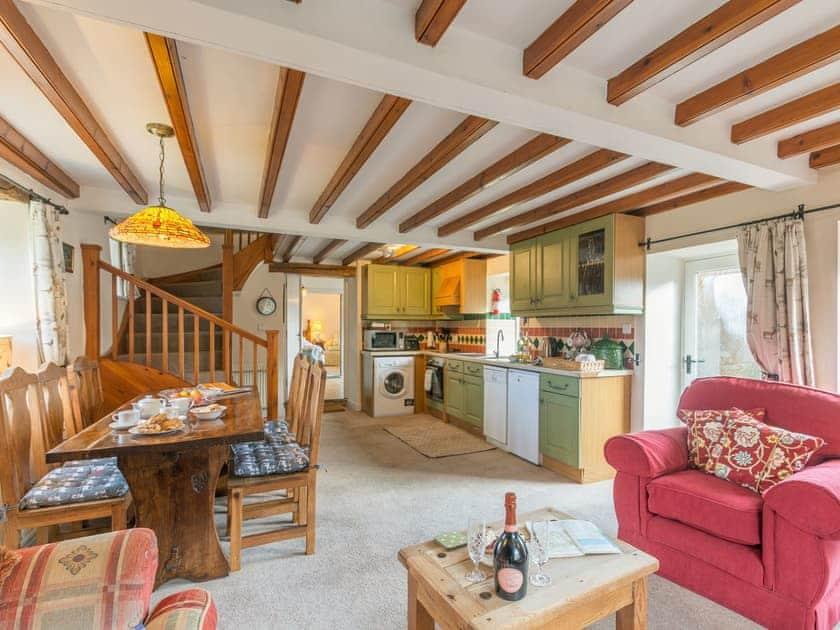 Charming open plan living space   The Granary - Laskill Grange, Bilsdale, near Helmsley