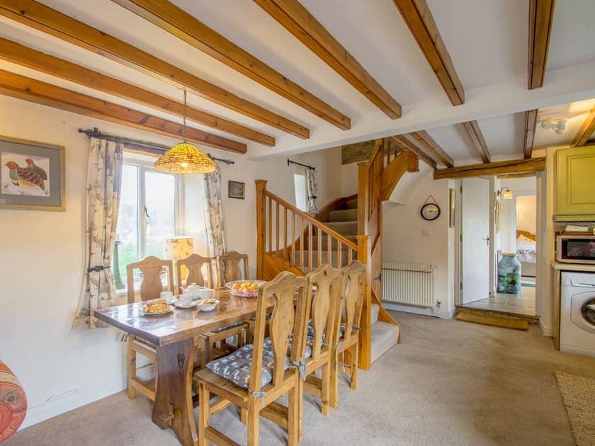 Ideal dining area   The Granary - Laskill Grange, Bilsdale, near Helmsley