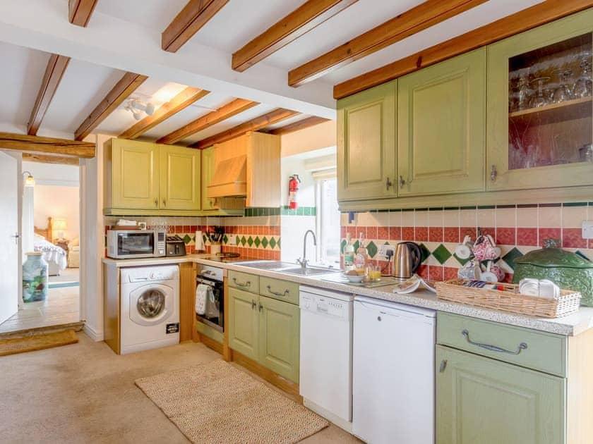 Well equipped kitchen area   The Granary - Laskill Grange, Bilsdale, near Helmsley