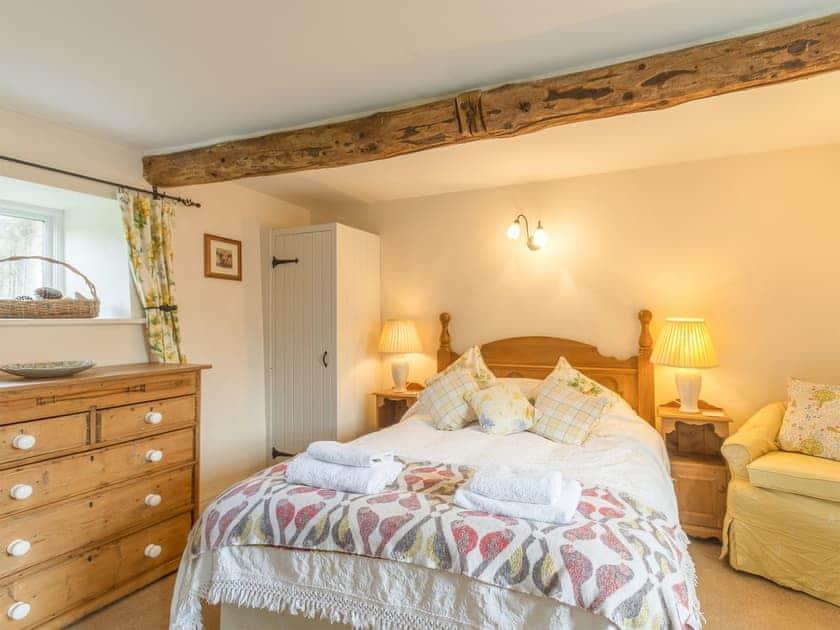 Comfortable double bedroom | The Granary - Laskill Grange, Bilsdale, near Helmsley