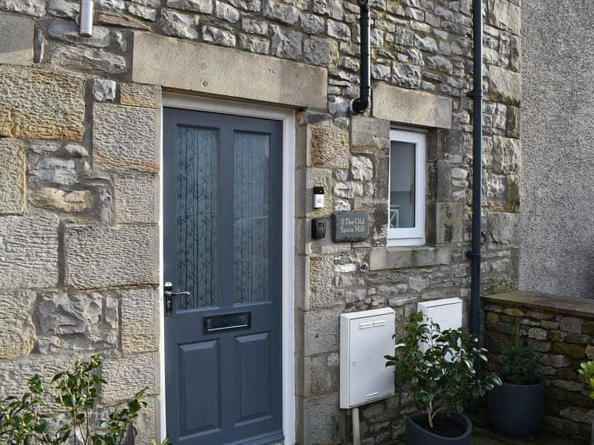 Entrance  | Spice Mill Cottage, Kirkby Lonsdale