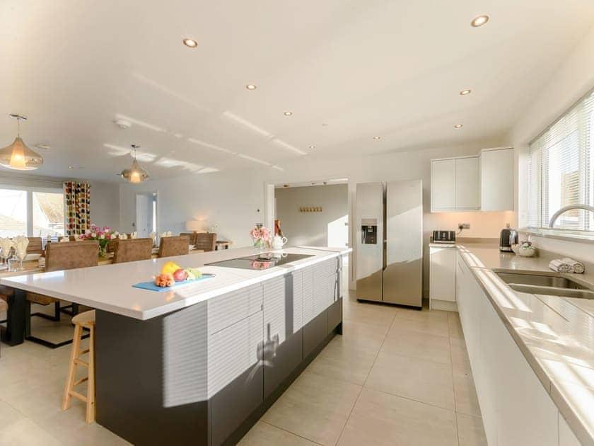 Fantastic kitchen | Ty Canol - Gwbert Holiday Cottages, Gwbert, near Cardigan