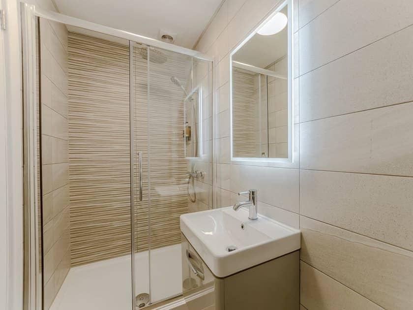 Shower room | Ty Canol - Gwbert Holiday Cottages, Gwbert, near Cardigan