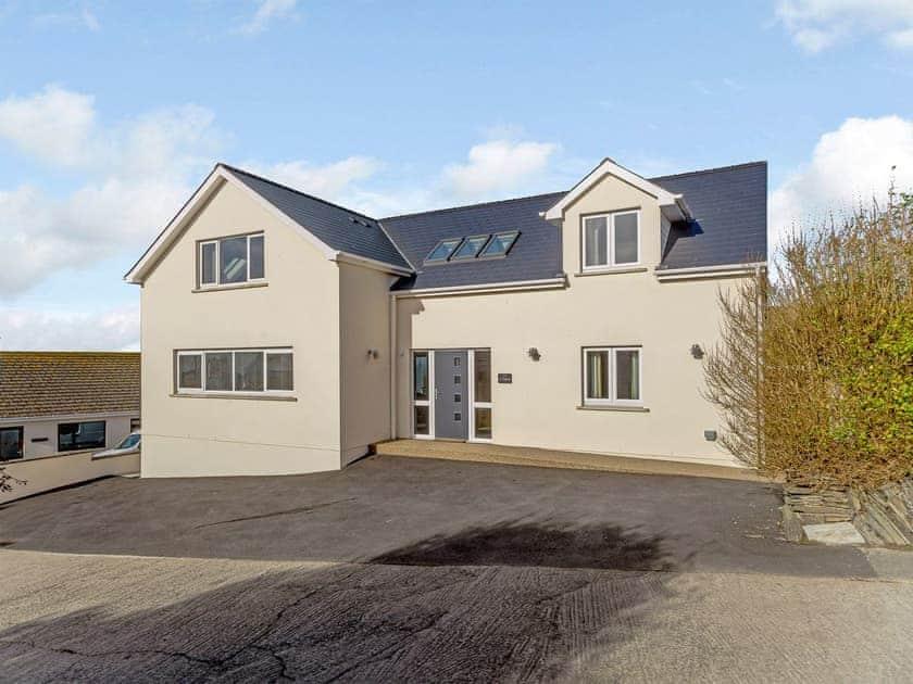 Exterior | Ty Canol - Gwbert Holiday Cottages, Gwbert, near Cardigan