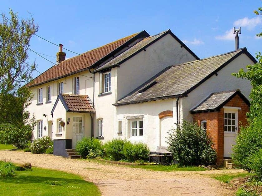 Exterior | The Old Farmhouse - Highdown Farm, Bradninch