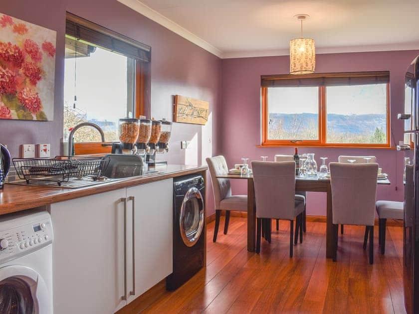 Lovely kitchen/diner | Cushendall House, Banavie, near Fort William