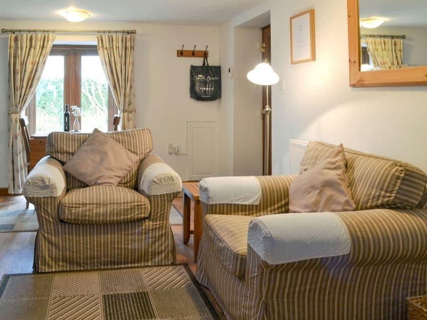 Living room | Hay Loft - Church Farm Cottages, Lower Gresham