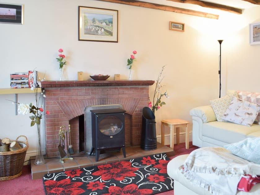 Comfy living room | Parcllwyd Cottage, Cilgerran, near Cardigan