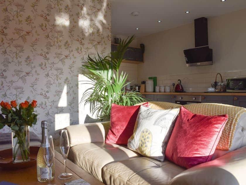 Convenient open-plan design | Thistle Cottage - Island Farm Cottages, Staintondale, near Whitby