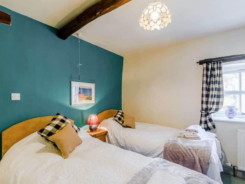 Twin bedroom | The Forge - Laskill Grange, Bilsdale, near Helmsley
