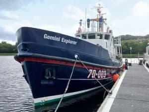 St Hilda Sea Adventures - Gemini Explorer
