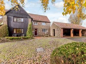 Steppes Farm Cottages - The Dovecote