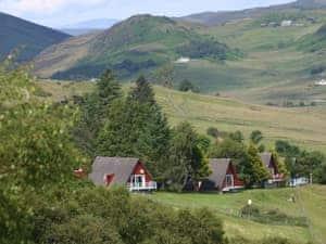 Highland Glen Lodges- Highland Glen Lodge 5