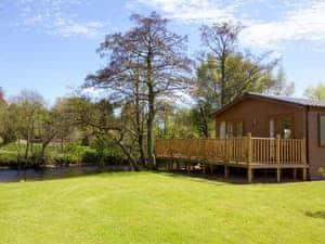 Braidhaugh Holiday Park - The Ardle Lodge