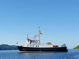 St Hilda Sea Adventures - Seahorse II, Dunbeg, near Oban, Argyll