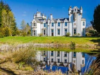 Dalnaglar Castle, Glenshee, near Blairgowrie, Perthshire