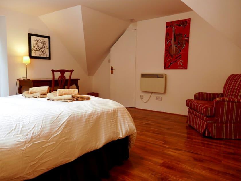Master bedroom | Stable Cottage - Torridon Estate, Torridon