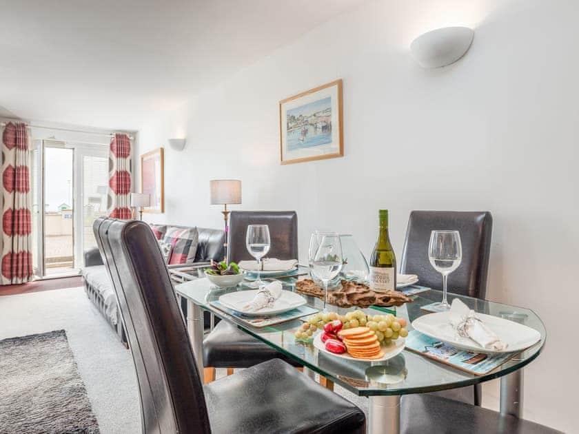 Open plan living space | 14 Belvedere Court - Belvedere Court, Paignton