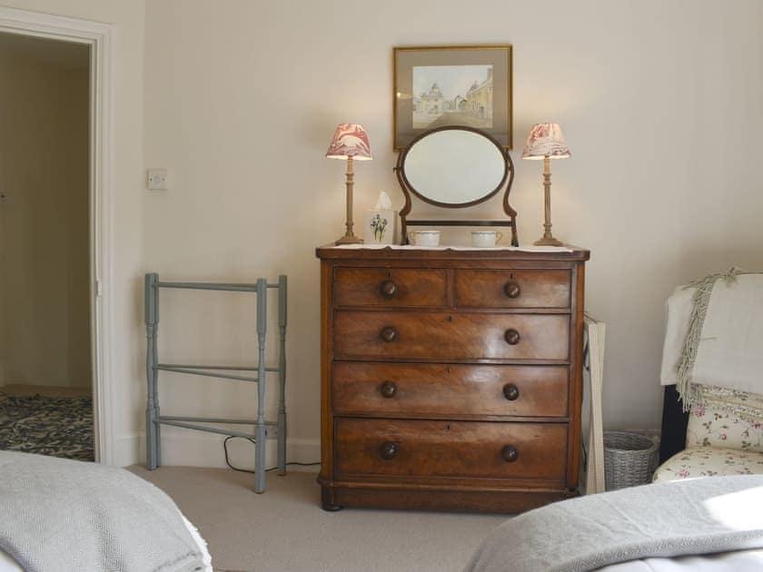 Comfortable twin bedroom | Eastercott, Winsford, near Minehead