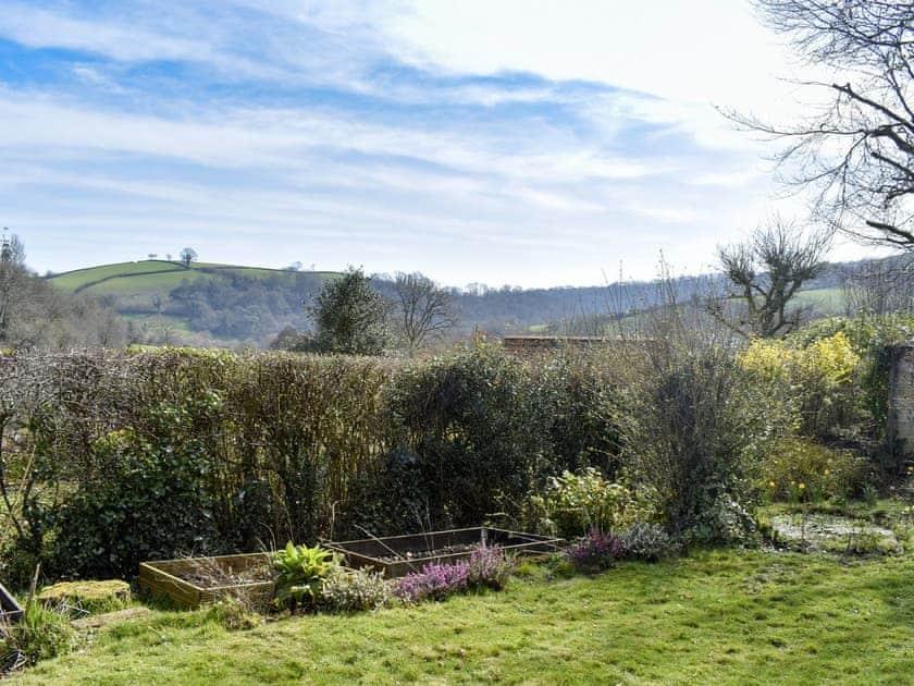 Beautiful countryside views | Eastercott, Winsford, near Minehead