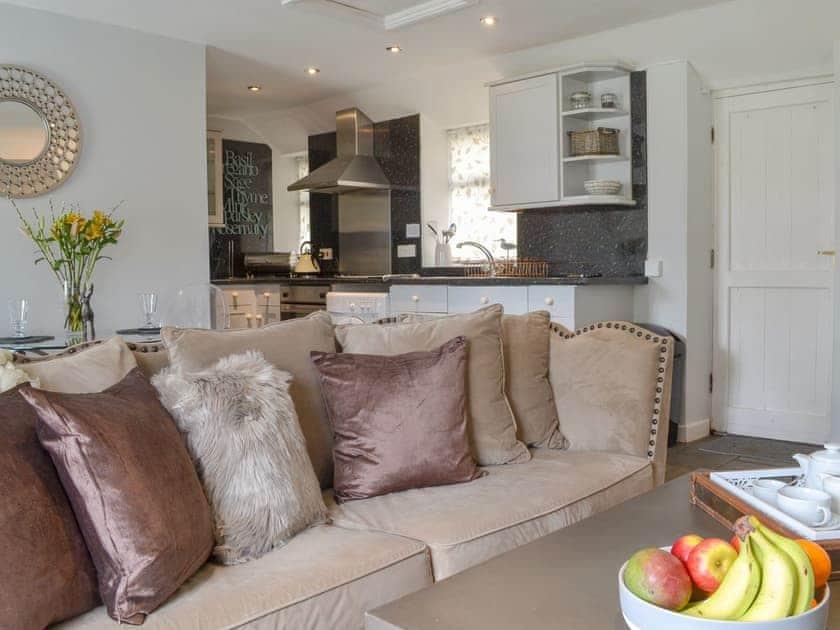 Delightful open plan living space   Baytree Cottage - Beaconside, Bideford
