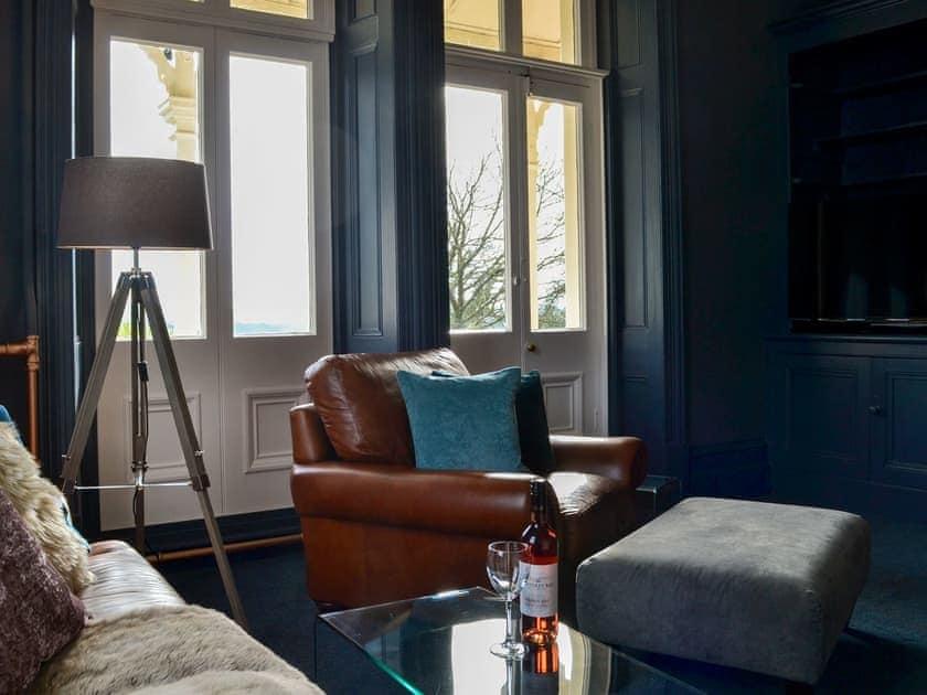 Comfortable living room | Beaconside House - Beaconside, Monkleigh, near Bideford