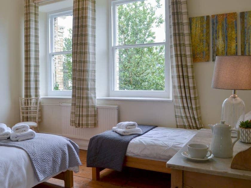 Well presented bedroom | Beaconside House - Beaconside, Monkleigh, near Bideford