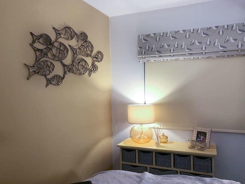 Charming double bedroom | The Beach Hive, Norton Park