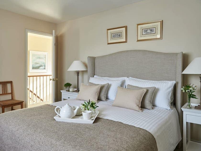 Double bedroom | Hungate Cottages - Levisham - Hungate Cottages, Pickering