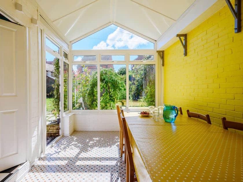 Conservatory | Chalk Reef House, Sheringham